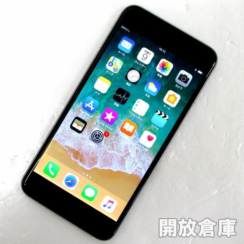 docomo Apple iPhone6 Plus 128GB NGAC2J/A スペースグレイ【中古】【白ロム】【 355390073135598】【利用制限: ○】【iOS 11.2.6】【スマホ】【山城店】