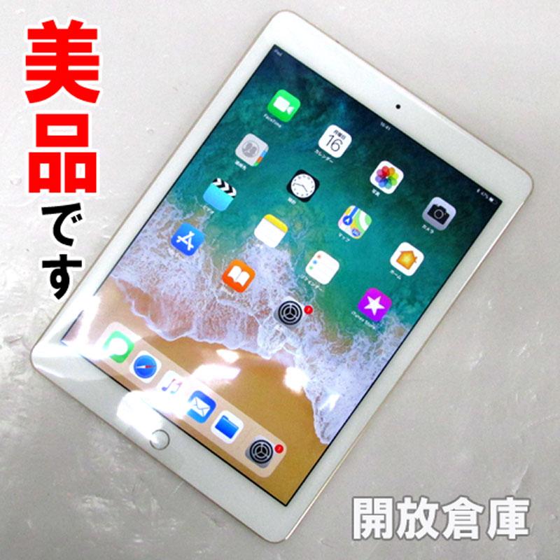 iPad Air 2 Wi-Fiモデル 64GB ゴールド FH182J/A 【中古】【F8QV20F3G5W0】【iOS 11.2.6】【タブレットPC】【山城店】
