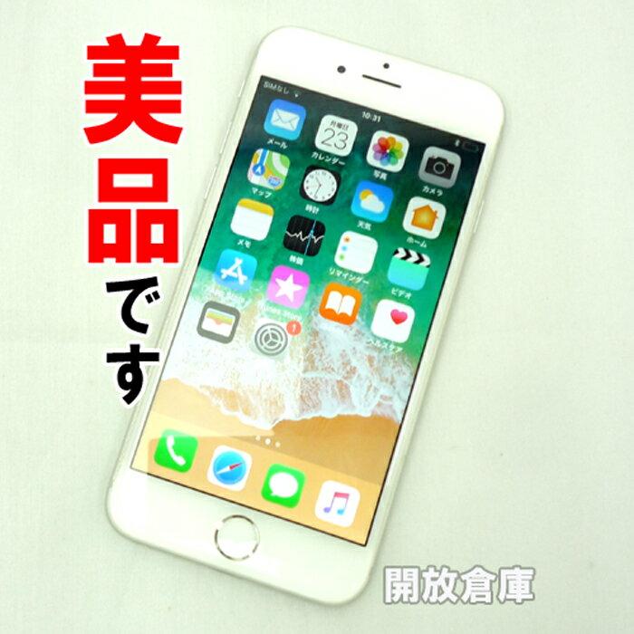 ★美品です Softbank Apple iPhone6 16GB MG482J/A シルバー【中古】【白ロム】【 355406072344559】【利用制限: ○】【iOS 11.2.5】【スマホ】【山城店】