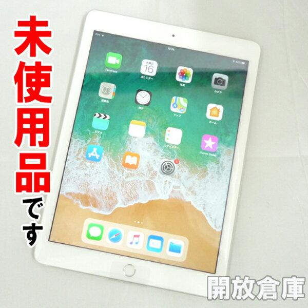 【中古】未使用品です iPad Wi-Fi 32GB 2017年春モデル シルバー MP2G2J/A 【利用制限:-】【iOS 11.2.1】【タブレットPC】【山城店】