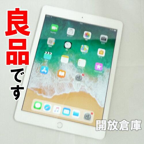 【中古】 docomo版 Apple iPad Wi-Fi+Cellular 32GB 9.7インチ シルバー MP1L2J/A 【利用制限:▲】【iOS 11.2.6】【タブレットPC】【山城店】