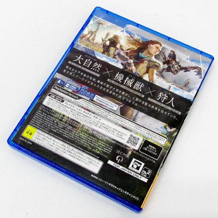 【中古】HorizonZeroDawn初回限定版/ホライゾンゼロドーン【PS4ソフト】【ゲーム】【山城店】