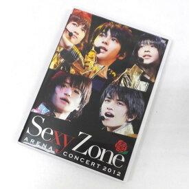 【中古】《通常盤》Sexy Zone アリーナコンサート 2012/Sexy Zone/男性アイドルDVD【CD部門】【山城店】