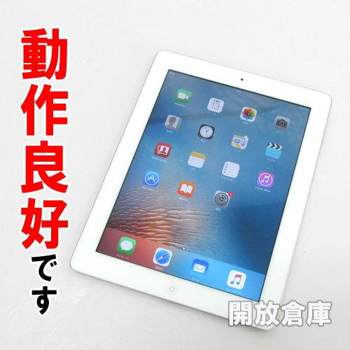 【中古】 iPad2 Wi-Fi 16GB ホワイト 第2世代 MC979J/A【DMPGQLNXDKPH】【iOS 9.2.1】【タブレットPC】【山城店】