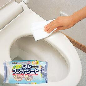 【マンスリーSALE】SQ058トイレ用ウェットシート30P