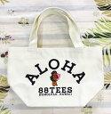 ○o。【新作入荷!!】【数量限定!!】大人気!!ハワイ 88TEES キャンバストートバッグ*S*かばん【エイティーエイトティー…