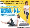 【予約販売1/10以降発送】送料無料 KOBAトレ コバトレ 高機能性トレーニングマット KOBAファンクショナルマット コバ…