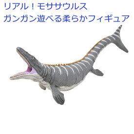 恐竜 おもちゃ フィギュア モササウルス ビニールモデル FD-317フェバリットでっかいフィギュア ラッピング 熨斗 ジュラシックワールド安全 柔らかいソフトタイプ