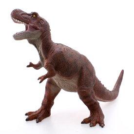 【恐竜 おもちゃ フィギュア グッズ】特大 ティラノサウルス ビニールモデル FD-351 安全 柔らかいソフトタイプ プレミアムエディション T-REX フェバリットコレクション 模型プレゼント対応(誕生日、御祝、こどもの日、クリスマス)