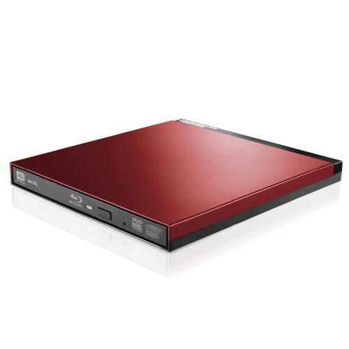 [Logitec(ロジテック)] UHDBDドライブ搭載USB3.0ポータブルブルーレイ LBD-PUD6U3LRD