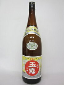 【中村酒造場】玉露 白麹 1.8L 25度