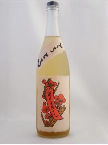 ●【八木酒造】リキュール 赤短 とろとろの梅酒 720ml 10度