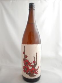 【八木酒造】花札の梅酒 1.8L 12度