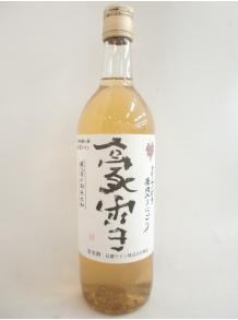 【信濃ワイン】豪雪 (白)ナイアガラにごり 甘口 720ml 9度