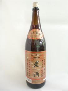 中国銘酒 老酒(ラオチュウ) 1,8L 15度