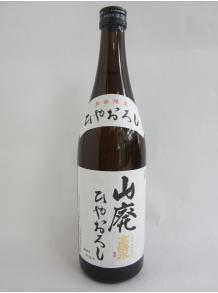 【秋田酒類製造】山廃ひやおろし 高清水 720ml 15度以上16度未満