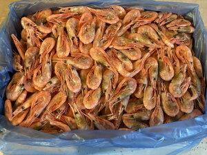 ボイル甘エビ 5kg 冷凍 あまえび アマエビ 甘海老 甘えび 赤エビ 赤海老
