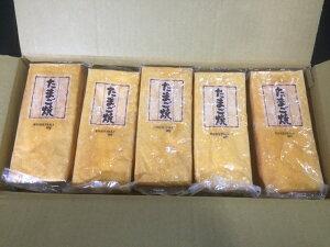 厚焼玉子 5kg (500g×10PC) 冷凍 業務用 厚焼き たまごやき 卵焼き 玉子焼き おつまみ おかず 簡単調理