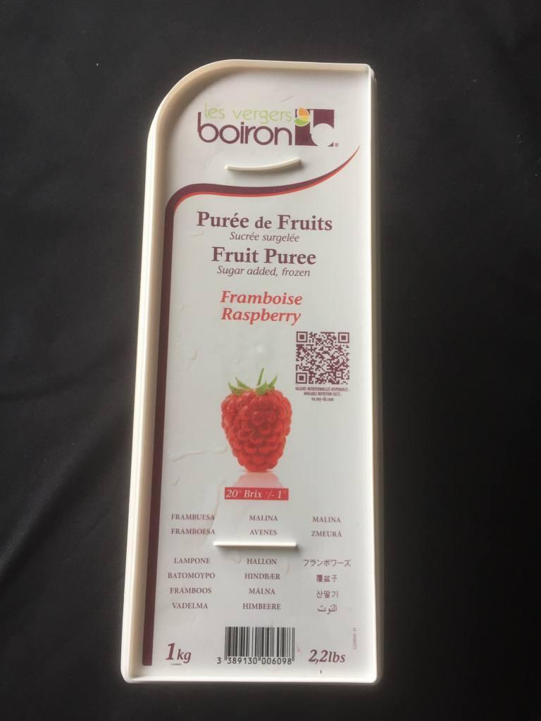業務用 冷凍ピューレ フランボワーズ 木苺 いちご ラズベリー ボワロン 大容量 お得用
