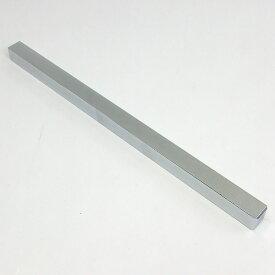 条幅用文鎮 30cm 600g 『半切 書道用品 ペーパーウエイト 鉄 メッキ』