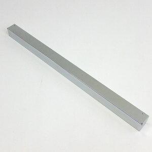 条幅用文鎮 30cm 830g 『半切 書道用品 ペーパーウエイト 鉄 メッキ』