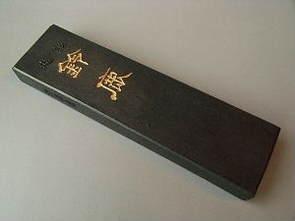 【鈴鹿墨】菜種油煙-鈴鹿5丁型(漢字用)