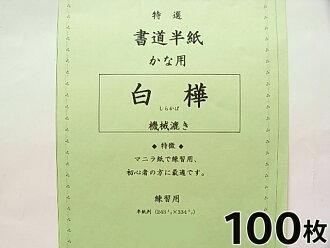 White Birch paper 100 sheets