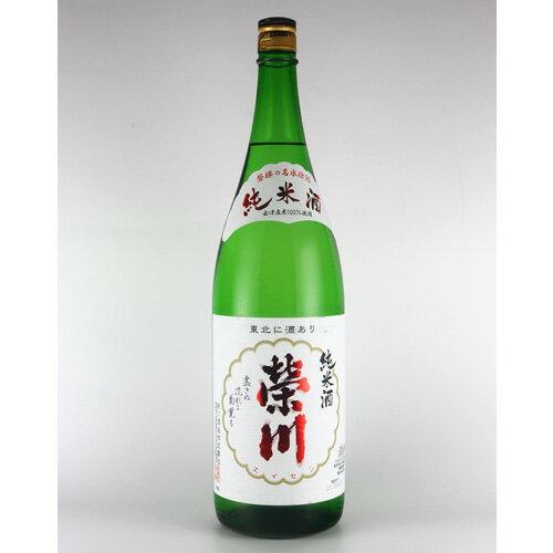 栄川 純米酒 1.8L