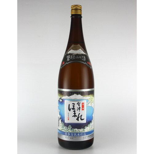 会津ほまれ 上撰 本醸造酒 1.8L