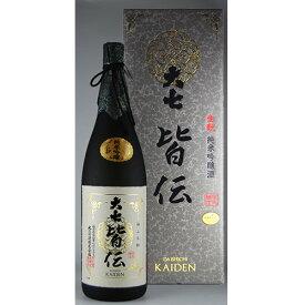 大七 生もと 純米吟醸酒 皆伝 1.8L