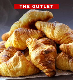 [Outlet]フランス産ミニクロワッサン25g×60個(15個×4袋)[賞味期限:2021年7月31日]【1〜2営業日以内に出荷】【送料無料】[冷凍]
