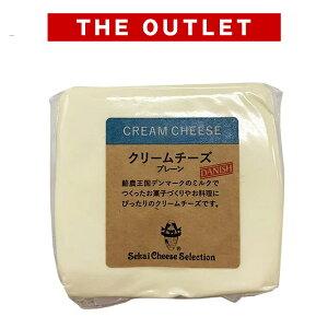 [Outlet]BUKO-ブコ- クリームチーズ プレーン 約500g[賞味期限:2021年7月17日][冷蔵]【1〜2営業日以内に出荷】