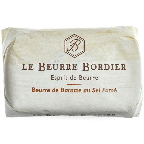 フランス産 ボルディエ[Bordier]バター 燻製塩125g[冷蔵/冷凍可][賞味期限:2019年4月28日]【1〜2営業日以内に出荷】