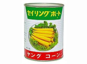 ヤングコーン缶 3号缶【チューボー用品館】