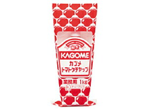 カゴメ)トマトケチャップ標準1kg【チューボー用品館】