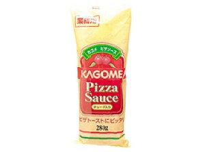 カゴメ)ピザソース(チューブ)280g【チューボー用品館】