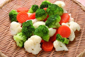 税率8% 洋風野菜ミックス500g【業務用食品館 冷凍】