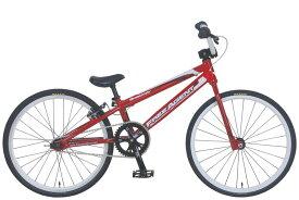 BMX 子供 ジュニア レーサー FREE AGENT speedway Junia Red オリンピックゴールドメダル ワールドチャンピオンブランド フリーエージェント キッズ racer 適応身長 130cm〜140cm