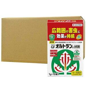 家庭園芸用GFオルトラン水和剤 [1g×10袋]×10個 [殺虫剤]【北海道・沖縄・離島配送不可】
