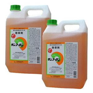 サンフーロン液剤 5L×2本 グリホサート【送料無料】【北海道・沖縄・離島配送不可】