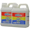 住友化学 粘着くん液剤 5L×2本 殺虫・殺ダニ剤 農薬 デンプン液剤殺虫剤