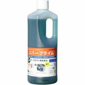 排水口のニオイレスキュー エバープライム 1L [封水蒸発防止液]悪臭対策