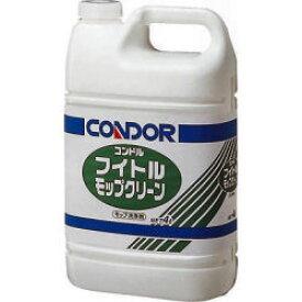 山崎産業 コンドル フイトルモップクリーン[C59-04LX-MB] 4L 【送料無料】【北海道・沖縄・離島配送不可】