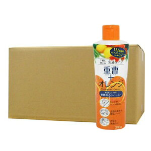 重曹オレンジペースト 300g×36個ケース UYEKI(ウエキ)[天然系オレンジ洗剤]【北海道・沖縄・離島配送不可】