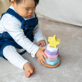 エド・インター ドリーミイーツリー Milky toy【エドインター ミルキートイ 木製 木のおもちゃ 積み木 インテリア雑貨 子供 子ども 女の子 男の子 おもちゃ 木製玩具 1才 1歳 赤ちゃん 北欧 可愛い かわいい おしゃれ プレゼント 出産祝い 誕生日】