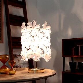 【送料無料】照明LED対応テーブルライト1灯ブーケコーナー【ライトテーブルライトスタンドライトフロアライト間接照明インテリア照明ダイニングリビング照明器具北欧おしゃれ一人暮らし】【ダイニング用食卓用】【インテリア】