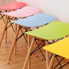 7カラースツール【ビンテージ ジェネリック ラウンジ チェア デザイナーズチェア CBチェア 椅子 いす イス 北欧 ナチュラル シンプル デザイナーズ リプロダクト ブルックリン 西海岸 おしゃれ家具 インテリア テレワーク 在宅ワーク】
