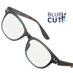 ブルーライトカット 老眼鏡 リーディンググラス カラフルック 5561