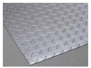 リサイクル長マット縞鋼板シルバー 91.5cm×20m