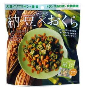 大豆習慣 納豆×おくら だし醤油味 6袋入